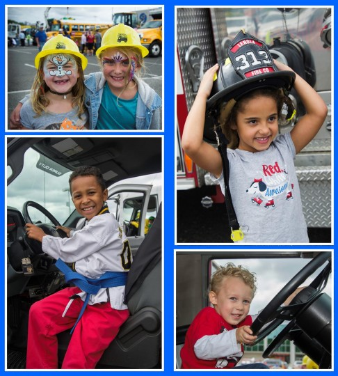Oaks Integrated Care Touch A Truck 2015