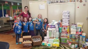 Girl Scout DD - diaper derby oaks integrated