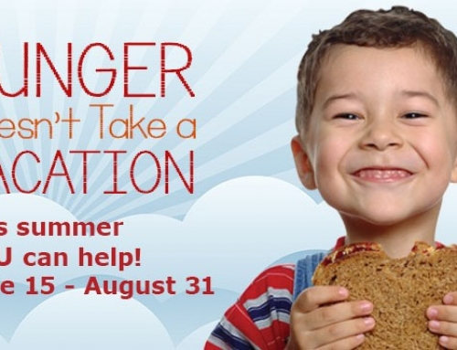 Be a #HungerHero This Summer