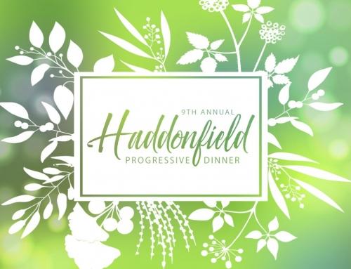 Save the Date: Haddonfield Progressive Dinner