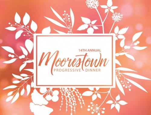 You're Invited! Moorestown Progressive Dinner Oct. 19