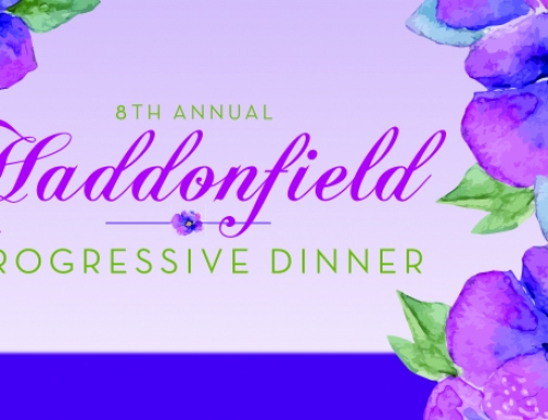 Register Today  for Haddonfield Progressive Dinner!