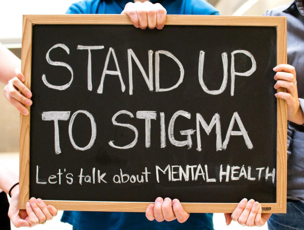 Stand Up Against The Stigma Of Mental Illness Oaks Integrated Care