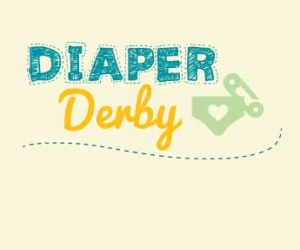 Diaper Derby event
