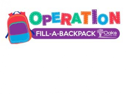 Operation Fill-A-Backpack Kicks Off July 15