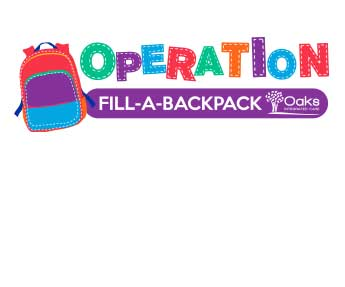 Operation Fill-A-Backpack event