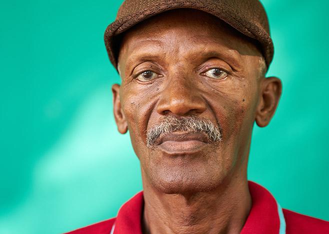 Real People Real Stories - Older Man
