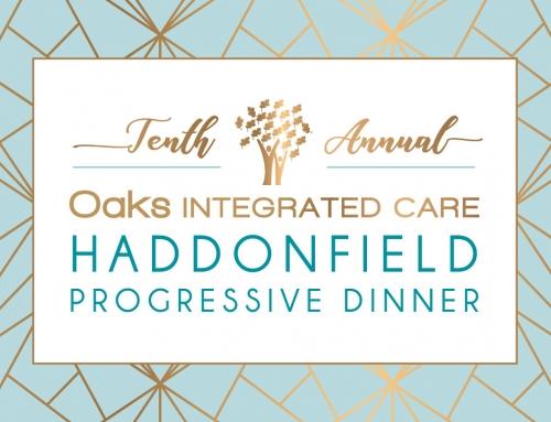 Register Today for the Haddonfield Progressive Dinner!